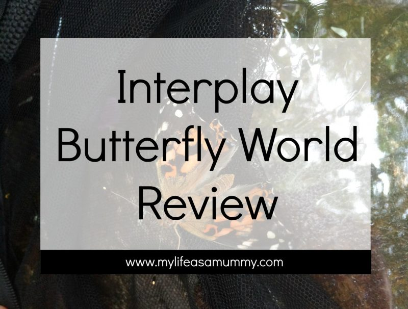 Interplay Butterfly World // Review