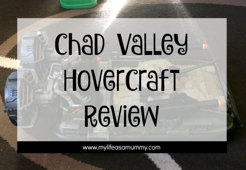 Chad Valley Hovercraft