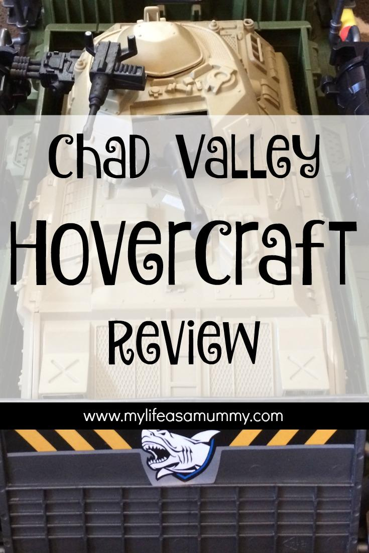 Chad Valley Hover Craft